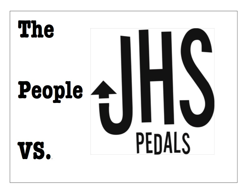 The People Vs. JHS Pedals (UPDATED) – Real World Worship on